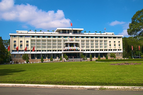 The Independence Palace