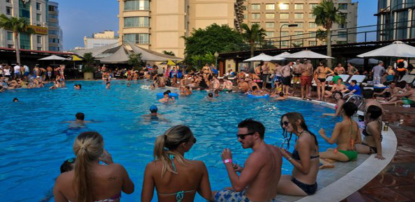 Saigon Soul Pool Party